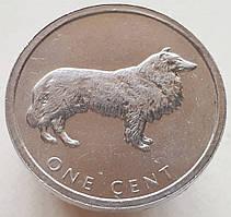 Острова Кука 1 цент 2003