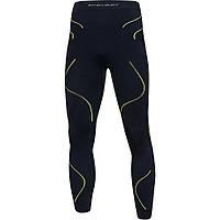 Термобелье мужское штаны BODYDRY Pulsar XL/XXL 2021 grafit/yellow (PUL405-XL/XXL)