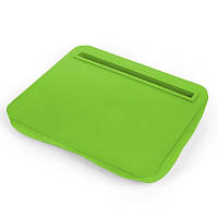 """Подставка для закусок и планшета """"Обед c iPad"""", зеленая, фото 1"""