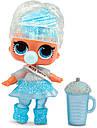 Лялька ЛОЛ Блискучий Куля L. O. L. Surprise! Glitter Globe Doll Winter Disco, фото 5