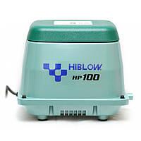 Hiblow HP-100 аэратор для пруда и водоема, узв, септика