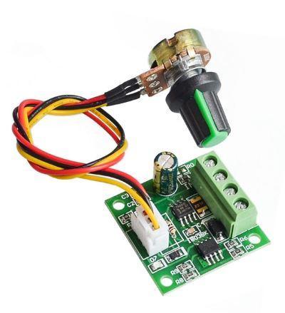 ШИМ регулятор мощности постоянного тока 1803BW