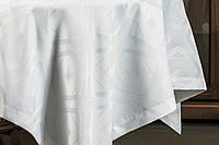 Ткань скатертная DIANA польского производства водоотталкивающая с узором, ширина 160 см, плотность 190 г/м2 шампань