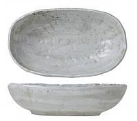 Салатник овальный - 26.5 х 16 х h 7 см, Серый (Cosy&Trendy) Dolmen