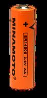Батарейка литиевая AA Minamoto 3,6 вольт  ER-14505