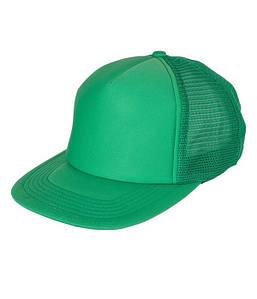 Мягкая сетчатая кепка Ярко-Зелёный
