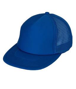 Мягкая сетчатая кепка Ярко-Синий