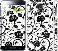 "Чехол на Samsung Galaxy S5 Duos SM G900FD Узор 75 ""2844c-62"""