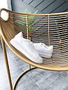 Женские кроссовки Alexander McQueen Full White, фото 5