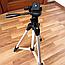 Штатив трипод Tripod 3120 тринога для екшн камер, смартфонів, телефонів, відеокамер і фотоапаратів, фото 4