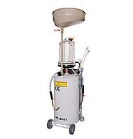 Установка для вакуумного отбора масла 80 литров бак с предкамерой HC-2097