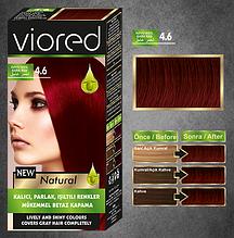 Краска для волос Viored 4.6