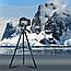 Штатив трипод Tripod 3120 тринога для екшн камер, смартфонів, телефонів, відеокамер і фотоапаратів, фото 6