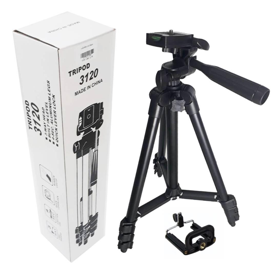 Штатив для камеры телефона TRIPOD 3120 видеокамеры