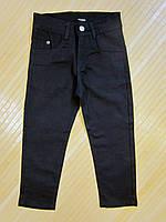 Синие джинсы в школу р.5,6,7,8,9 лет