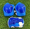 Ролики раздвижные «ROONEY COMBO» + защита ноги, руки и шлем (р-р 32-35 бирюзовые), фото 3