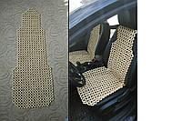 Накидка на сиденье деревянная массажная кресло массажер