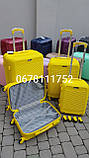 FLY 1093 Польща валізи чемоданы сумки на колесах, фото 6