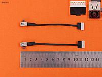 Разъем гнездо питания Dell Inspiron 15-3567 0FWGMM 450.09W05.0011 PJ979 (с проводом/кабелем)