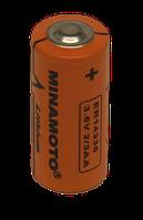 Літієва Батарейка 2/3AA Minamoto 3,6 вольт ER-14335/P
