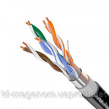 LAN кабель FTP КППЕ - ВП (100) 4х2х0,51 улич.
