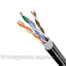 LAN кабель UTP КППЕ-ВП(100) (305м) 4х2х0,51 вуличний