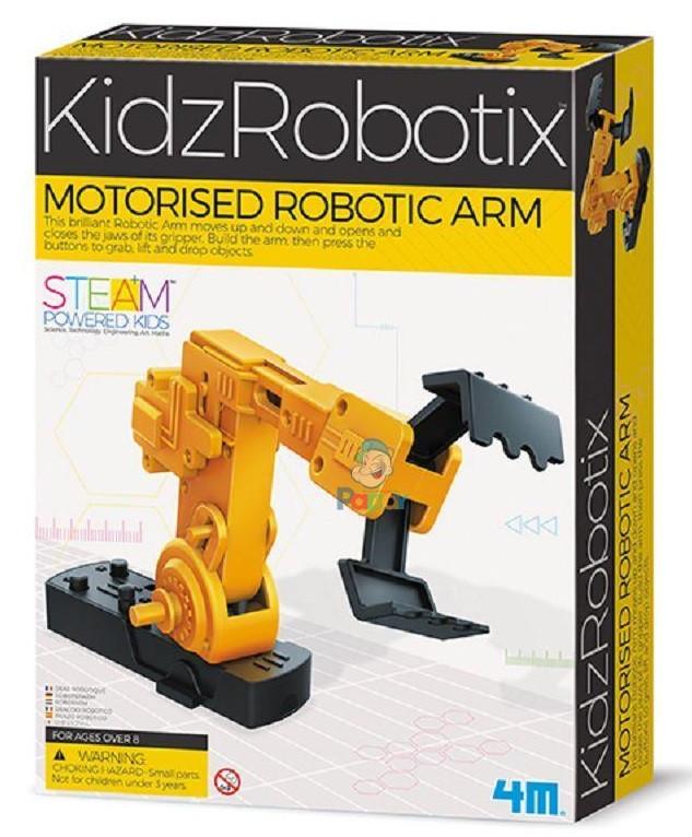Набор для опытов Моторизированная рука 4M (00-03413)