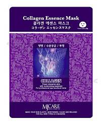 Тканинна маска з колагеном MJ Care Collagen Essence mask