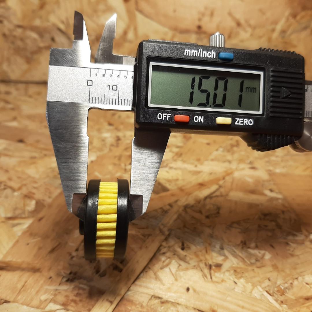 Фильтр в клапан газа Atiker 1200-1202