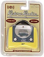 """Мини-радио """"Retro FM"""", квадрат"""