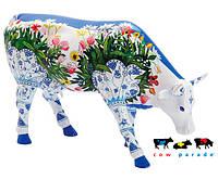 "Коллекционная статуэтка корова ""Muuu Selmalet"""