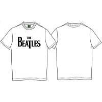 "Футболка  Official ""The Beatles"", белая XL"