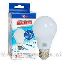 LED лампа A60 9W, 4500К, Е27