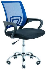 Офисное кресло Richman Спайдер сетка синяя