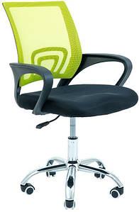Офисное кресло Спайдер Richman сетка лайм