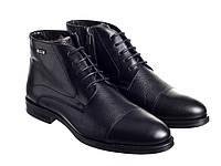 Черевики Etor 15362-7376 чорний, фото 1
