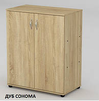 Комод - тумба 2Д, ДСП и МДФ с дверцами, фото 1