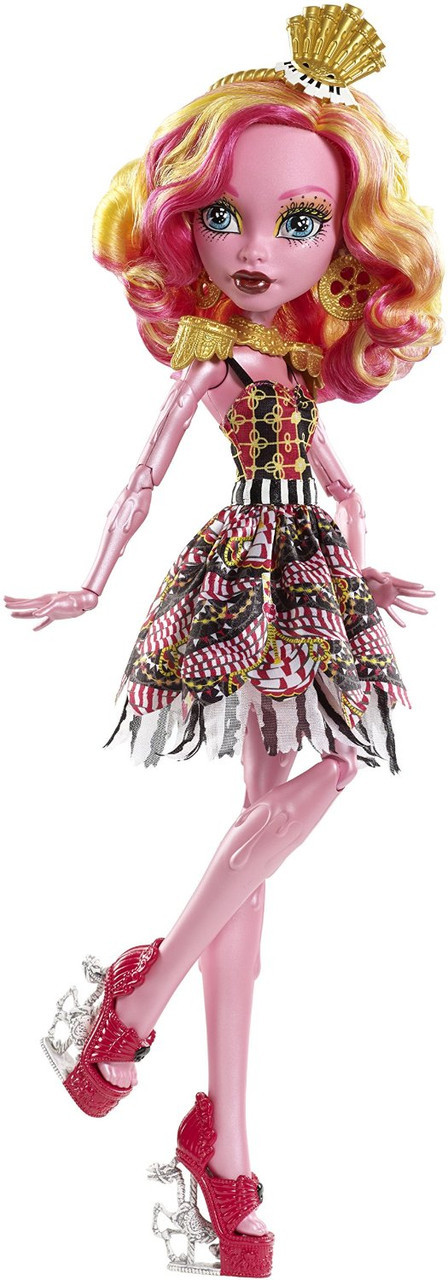 Кукла Монстер Хай Гулиопа Джеллингтон Фрик Ду Чик (Monster High Gooliope Jellington Freak du Chic)