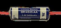 Літієва Батарейка EWT 3,6 вольт ER 14505/P (AA,Axial wire), фото 1