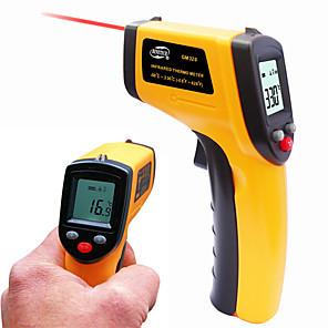 Безконтактные термометры (пирометры)