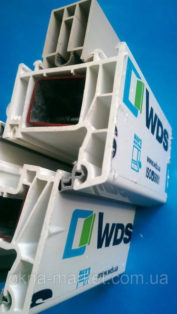 АКЦИЯ на пластиковые окна WDS (ВДС) Киев (044) 227-93-49
