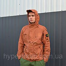 Куртка в стиле Stone Island x Supreme Размеры M, L