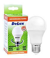 Светодиодная лампа DELUX BL 60 10Вт 6500K 220В E27, фото 1