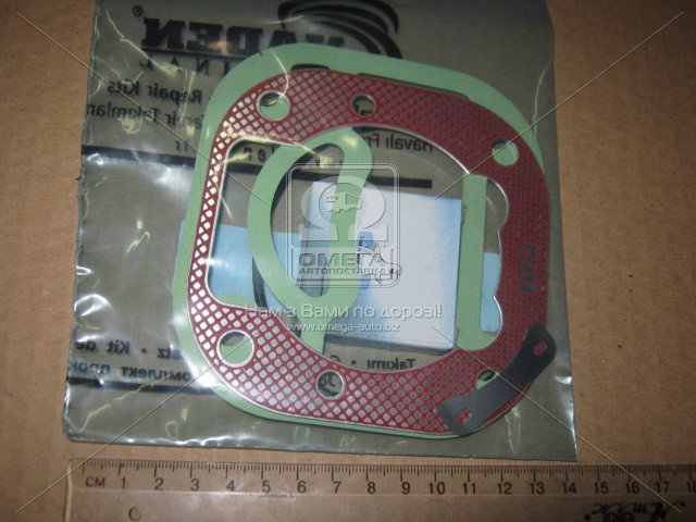Р/к прокладок компрессора WABCO, MAN 12.153 водяное охлаждение (пр-во VADEN). 1200160150