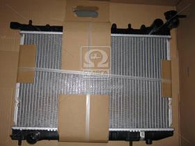 Радиатор охлаждения NISSAN ALMERA (N15) (95-) 1.6 i 16V (пр-во Nissens). 62974