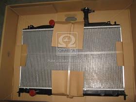 Радиатор охлаждения HYUNDAI ACCENT (MC) (05-) 1.4-1.6 MT (пр-во Nissens). 67509