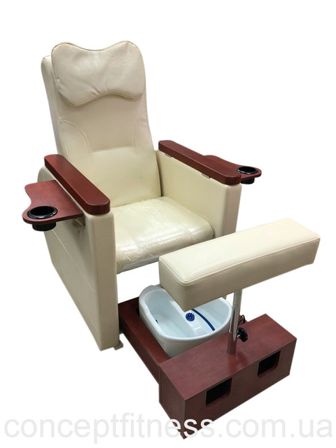Педикюрные кресла и аксессуары
