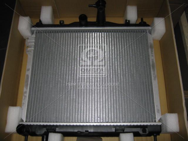 Радиатор охлаждения HYUNDAI GETZ (TB) (02-)/M (пр-во Van Wezel). 82002101