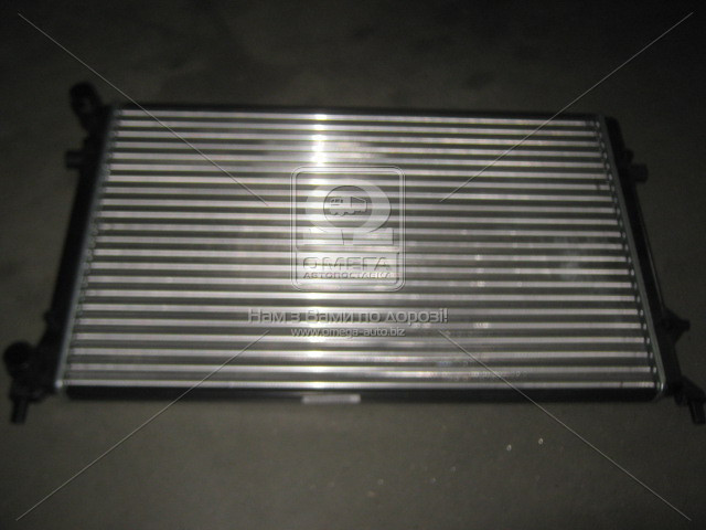 Радіатор охолодження двигуна GOLF5/TOURAN/A3 14/16 03- (Van Wezel). 58002204