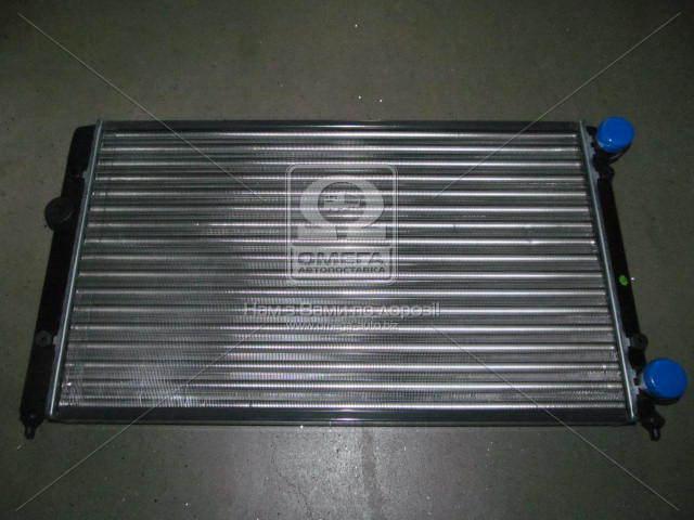Радіатор охолодження двигуна VW Golf 91- (пр-во NRF). 529501